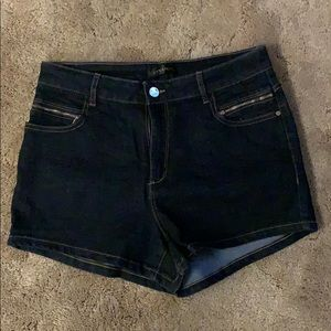 Dynamite Denim Shorts